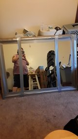 mirror with beveled edges in Clarksville, Tennessee
