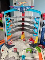 Hot Wheels Ultimate Garage in Plainfield, Illinois
