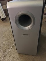 Panasonic 320W Subwoofer (SB-W940) in Plainfield, Illinois