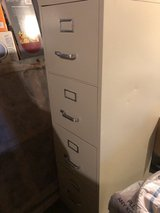 4 drawers file cabinet in Plainfield, Illinois