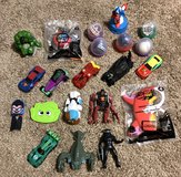 """21 Kids Meal / Small """"Boy"""" Toys: Marvel in Fort Campbell, Kentucky"""