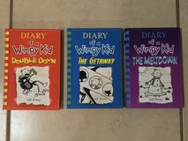 Lot of Diary of a Wimpy Kid Books New in Travis AFB, California