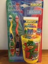 NEW PJ Masks Dental Toothbrush Set in Lakenheath, UK