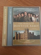 THE WORLD OF DOWNTOWN ABBEY 3 DISC ABRIDGED AUDIO CDS in Lakenheath, UK