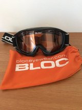 Bloc Eyewear UV Ski/Snowboarding Goggles in Lakenheath, UK