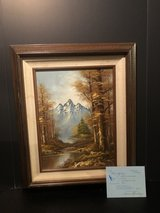 Original Oil Painting by Carl Madden in Plainfield, Illinois