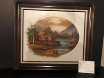 Original Oil by Nathan in Plainfield, Illinois