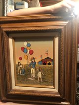 Clown Painting by Hargrove in Plainfield, Illinois