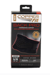 "NEW Copper Fit Back Pro New Style S/M 28""-39"" in Camp Lejeune, North Carolina"