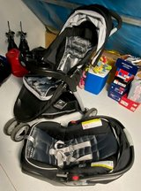 Graco baby stroller and car seat set in Stuttgart, GE