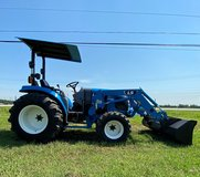 LS XR4140 PACKAGE DEAL-SHREDDER & BOX BLADE INCLUDED in Houston, Texas