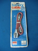 """TOP POST 20 """" BATTERY CABLE in Yorkville, Illinois"""