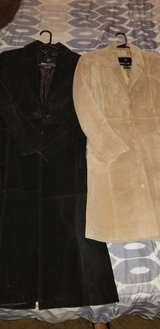 2 Suede Leather Jackets in 29 Palms, California