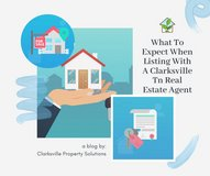 What To Expect When Listing With A Clarksville TN Real Estate Agent in Fort Campbell, Kentucky