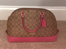 Gorgeous Coach purse - mint condition in St. Charles, Illinois
