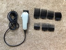 Wahl professional grade clippers in Joliet, Illinois