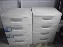 two 4 drawers cabinets in Fort Knox, Kentucky