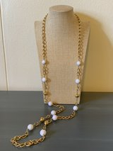 Vintage Monet Long or Double Strand Necklace in Okinawa, Japan