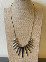 Express Silver Tone Necklace in Okinawa, Japan
