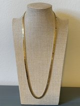 Monet Gold Tone Necklace in Okinawa, Japan