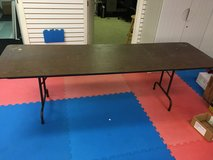 2-8' cafeteria tables in Beaufort, South Carolina