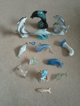 Collection of Dolphins in Lakenheath, UK