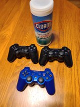 Sony Playstation 3 Wireless Remotes DUALSHOCK 3 in St. Charles, Illinois