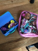 Doc McStuffins doll & doctor set in St. Charles, Illinois