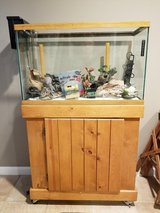 30 Gallon Fish Tank Set in Naperville, Illinois