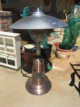 heater for patio in Yucca Valley, California
