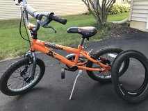 """16"""" Mongoose bicycle, bike in Chicago, Illinois"""