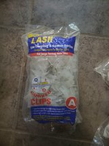 8 bags of leveling spacers for floor in Travis AFB, California