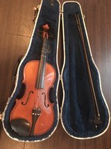 Erich Pfretzschner Model 3011 3/4 Violin Outfit w/Case and Bow in Okinawa, Japan