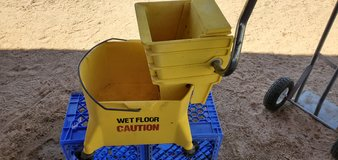 Like New Mop Bucket with squeeze in 29 Palms, California