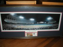 """Last Night at the Stadium"" Panoramic View Picture - White Sox in Tinley Park, Illinois"