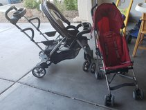 Double stroller and/or umbrella in Nellis AFB, Nevada