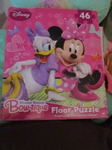 Floor Puzzles 3 Ft Long My Little Pony and Minnie Mouse Bow-tique in Naperville, Illinois