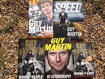 Guy Martin Books in Lakenheath, UK