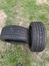 2 tires in Beaufort, South Carolina