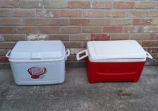 Ice chest/water coolers in Houston, Texas