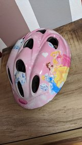 Disney princess helmet in Grafenwoehr, GE