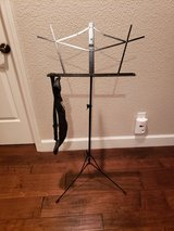 Folding Music Stand w/Bag in Travis AFB, California