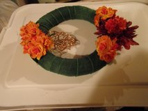 Fall wreath 10 inches, in Fort Hood, Texas