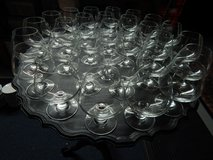 Cangnac glasses,, Glass, very good condition, 36 pieces. in Stuttgart, GE