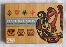 Canadian playing cards in Okinawa, Japan