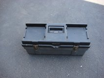 """25 X 9 3/4 X 9 """" TALL STACK ON PLASTIC TOOL BOX in Naperville, Illinois"""