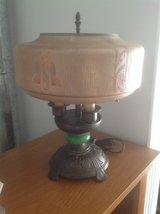 Antique Frank Lloyd Wright looking Lamp in Bartlett, Illinois