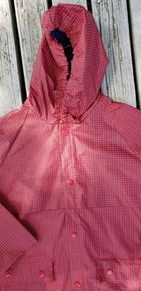 Lands End Raincoat 10/12 Boy or Girl runs large like new in St. Charles, Illinois