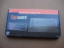 GIGAWARE FOLDABLE NOTEBOOK COOLING PAD in Bartlett, Illinois