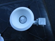 "Lithonia Lighting 4"" 50W Dimmable Recessed White Baffle kit in Naperville, Illinois"